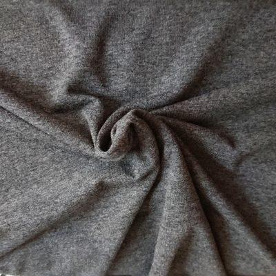 Roba de punt - gris fosc