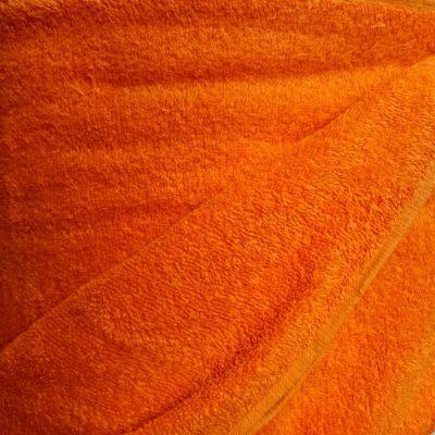 Tela cotó - Rus - Taronja