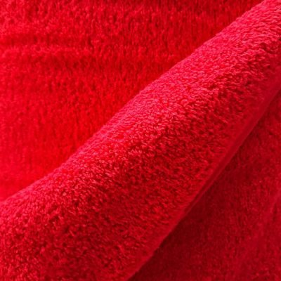Tela cotó - Rus - vermell