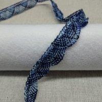 punta de cotó - barreja blava