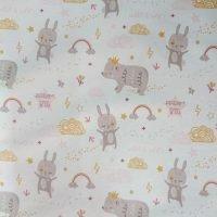 Tela de punt - Rabbit
