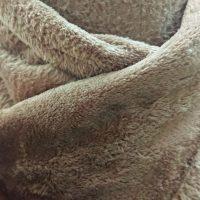 Tela sintètica - Coralina marró
